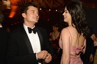 Orlando Bloom and Katy Perry have been virtually inseparable since getting cosy at a Golden Globe's after Party. Photo / Getty