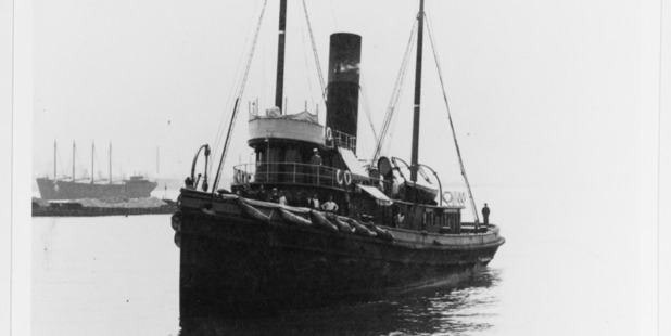 The USS Conestoga sank in 1921 on its way to Pearl Harbor. It has been found 95 years later. Photo / U.S. Naval History and Heritage Command.