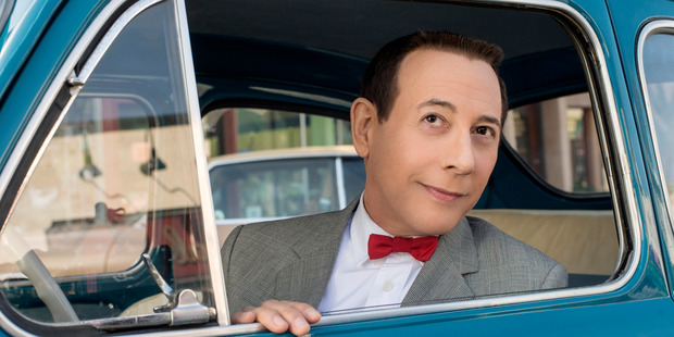 Loading Paul Reubens in the new Netflix movie Pee-wee's Big Holiday. Photo / Glen Wilson, Netflix