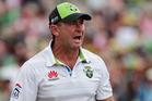 Canberra coach Ricky Stuart. Photo /Getty