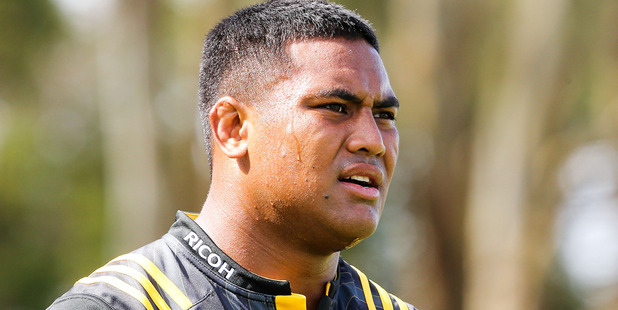 Julian Savea will miss Friday's clash with the Kings. Photo / Getty
