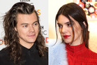 Harry Styles and Kendall Jenner. Photos / Getty Images
