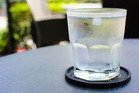 We consume 2.5l of water every day and we renew our body water every 10 days, a tenth of it through swallowing our own saliva. Photo / iStock