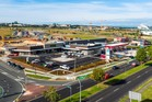 Eight new units are for sale by auction in this retail development at 252 Oteha Valley Rd.