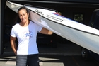 Dannevirke's Anne Cairns has been selected to represent Samoa at the Rio Olympics, in the K1 200 and 500-metre sprint kayaking events. Photo / Christine McKay