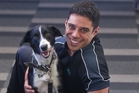 Rotorua vet Stacey Tremain has a gig on Kiwi Living doing a segment about pets. Photo / Stephen Parker