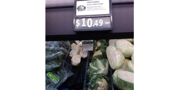 Any advance on $10.49? Photo / Supplied