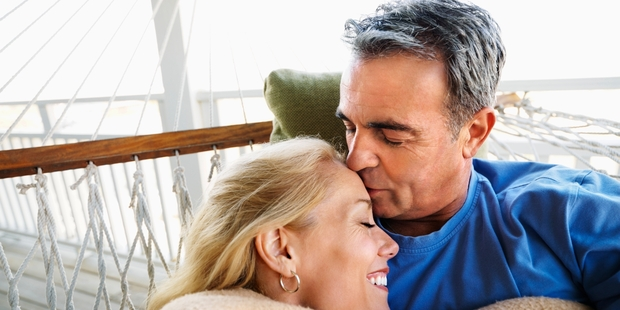 Time seems to help reduce the likelihood of a couple splitting up. Photo / Getty Images
