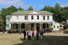 A chance to explore Oruawharo Homestead was a highlight of a recent event run by Heritage New Zealand aimed at bringing people together to recognise Central Hawke's Bay's rich heritage. Photo / Heritage New Zealand