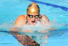 Ellie Eastwood at the Northland Age Group Swimming Championships, 100m breaststroke, earlier this year. Photo / Tania Whyte