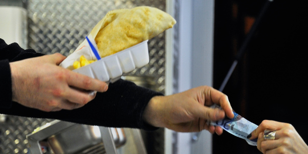 Kebabs have a reputation as a drunk late night snack - but times are changing. Photo / Flickr, Motorito