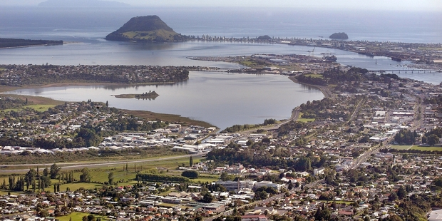 Tauranga mayor Stuart Crosby said the result reflected the strong economy in Tauranga and the rest of the Bay but offered a word of caution.