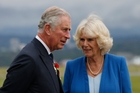 Charles and Camilla. Photo / Getty Images