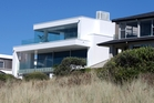 The Oceanbeach Rd home was recently listed for $6,790,000. Photo/Alan Gibson