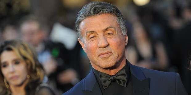 Actor Sylvester Stallone lost out on the award for Best Supporting Actor at this year's Oscars. Photo / AFP