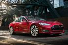 Tesla's Model S. Photo / Driven