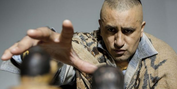 Cliff Curtis is getting rave reviews in America for his performance in The Dark Horse.