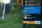 Hunua Falls has been the scene of a number of drownings. Photo / File