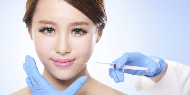 The main buyers of non-surgical 'aesthetic procedures' in China are aged under 35. Photo / iStock