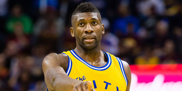 Festus Ezeli #31 of the Golden State Warriors. Photo / Getty Images.