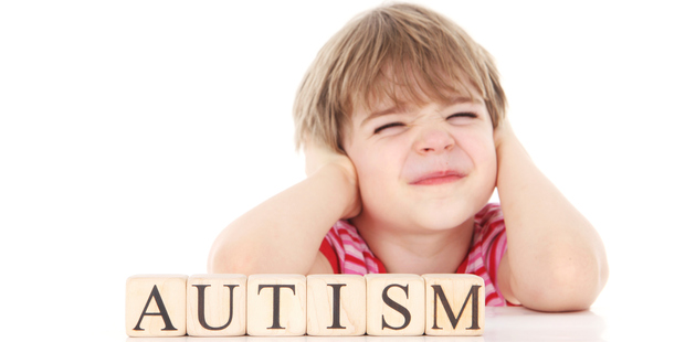 I had never come across autism before and I really knew very little. At the point of diagnosis, I didn't think anything was wrong. Photo / Getty