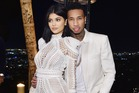 Kylie Jenner and Tyga. Photo / Getty Images