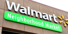 Wal-Mart is clearly having trouble adapting its gigantic stores to the Internet age. Photo / Getty Images
