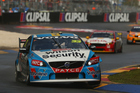 Scott McLaughlin duringthe V8 Supercars Clipsal 500 at Adelaide Street Circuit. Photo / Getty Images