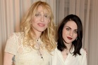 Courtney Love and daughter Frances Bean Cobain. Photo / Getty Images