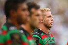Aaron Gray was one of two Rabbitohs hospitalised for overdosing on prescription pain medication. Photo / Getty