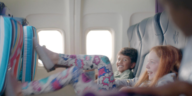 """This year had everything from an airline announcing the first """"Kids' Class"""" cabin in the world, to freeze-dried Big Macs. Photo / Supplied"""
