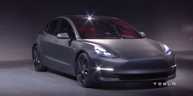 Musk said on Thursday that 115,000 people had put down $1,000 deposits to pre-order the Model 3.