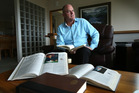National's Bay of Plenty MP, Todd Muller, is obsessed with American politics and pored over his family's World Book encyclopedia as a child to learn about past presidents. Photo/John Borren