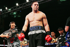 Joseph Parker could be one fight away from a showdown at Wembley Stadium. Photo / photosport.nz