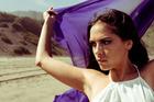 Natasha Daniel's Cleopatra is a complex, capricious character.