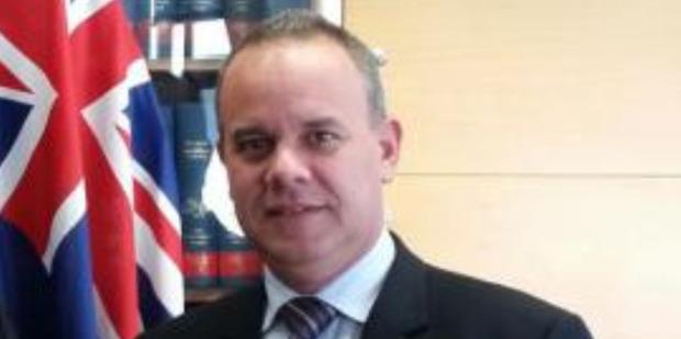 Cuban Ambassador, Mario Alzugaray Rodriguez.
