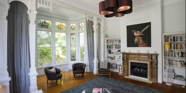 The house was purchased in 2012 for $5.25 million. Photo / TradeMe