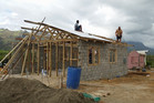 Break Free Expeditions rebuilds a rugby dorm in Fiji. Photo / Break Free Expeditions