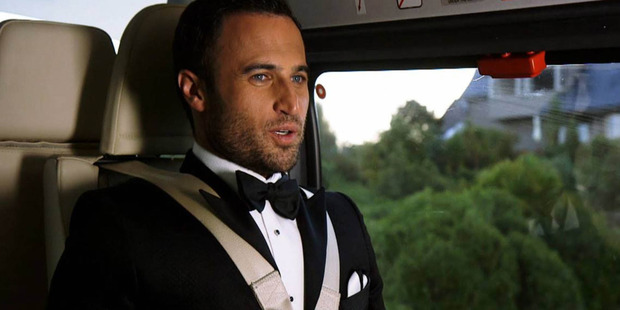 Jordan Mauger is The Bachelor in the TV3 television series The Bachelor NZ.