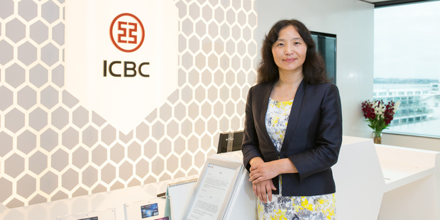 """Helping to build a good relationship between the two countries provides great opportunities for ICBC New Zealand."" Karen Hou, Chief executive of ICBC NZ. Photo / Supplied"