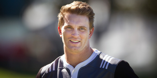 Key All Blacks Sevens player, Papamoa's Scott Curry, has put pen to paper with New Zealand Rugby, making him available to play sevens through to the end of 2018. Photo / Andrew Warner