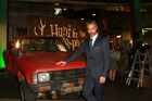 Taika Waititi at the premiere of his new film Hunt for the Wilderpeople. Photo / Norrie Montgomery