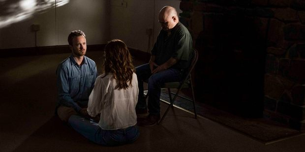 Aaron Paul in The Path.