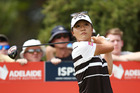 Lydia Ko of New Zealand. Photo / Getty Images.