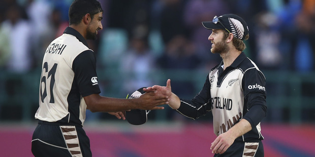 Kane Williamson's captaincy drew particular praise from Michael Vaughan. Photo / Getty