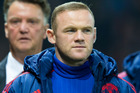 Wayne Rooney has been out of action since damaging ligaments in his right knee in the 2-1 defeat at Sunderland. Photo / AP