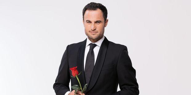 This year's Bachelor, Jordan Mauger.