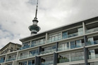 Getting fibre into apartments at The Galleries in downtown Auckland has been a complicated process. Photo / Geoff Dale.