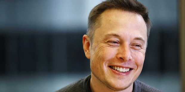 Tesla's chief executive Elon Musk. Photo / Supplied