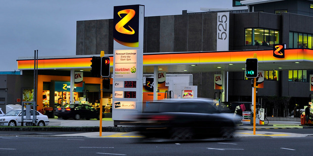 Last September Z said it made a $23 million payment to Customs related to the WOSL fuel terminal and a further $5 million to cover assessed liabilities from other Z terminals. Photo / NZME